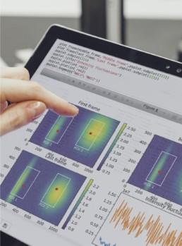 Dashboard per la gestione/visualizzazione dei dati