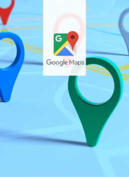 Google Maps - services & API